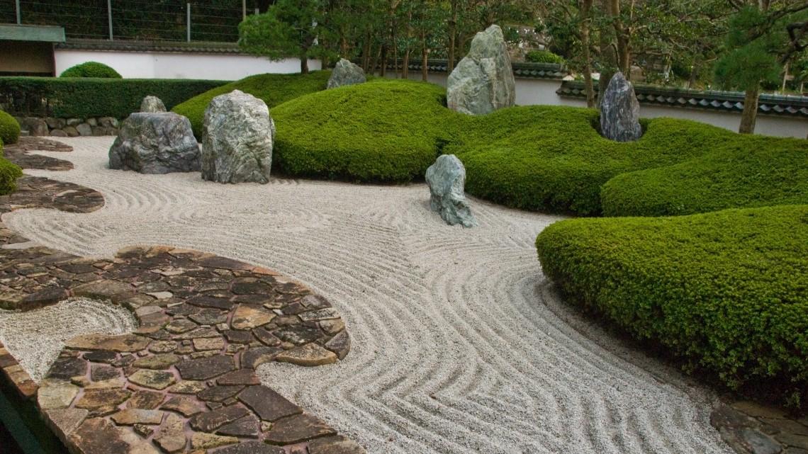 Giardini giapponesi zen il karesansui lifegate for Giardini giapponesi