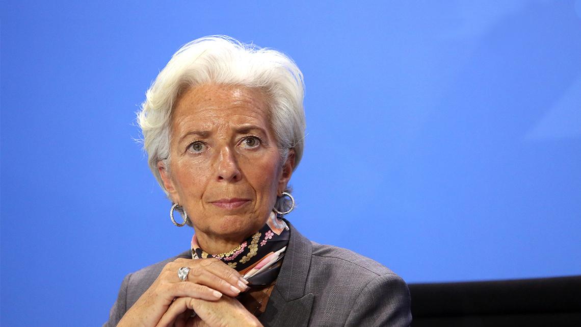 Risultato immagini per Lagarde immagini