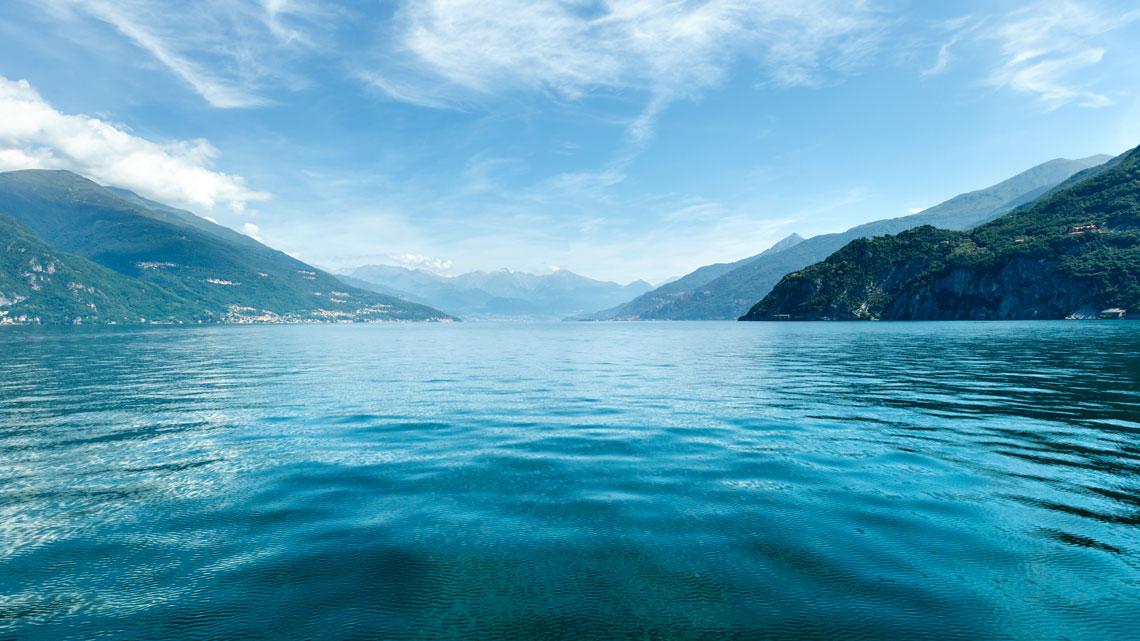 Microplastiche anche i laghi e i fiumi italiani stanno - Portano acqua ai fiumi ...