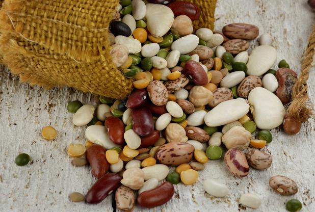 antiossidanti naturali legumi