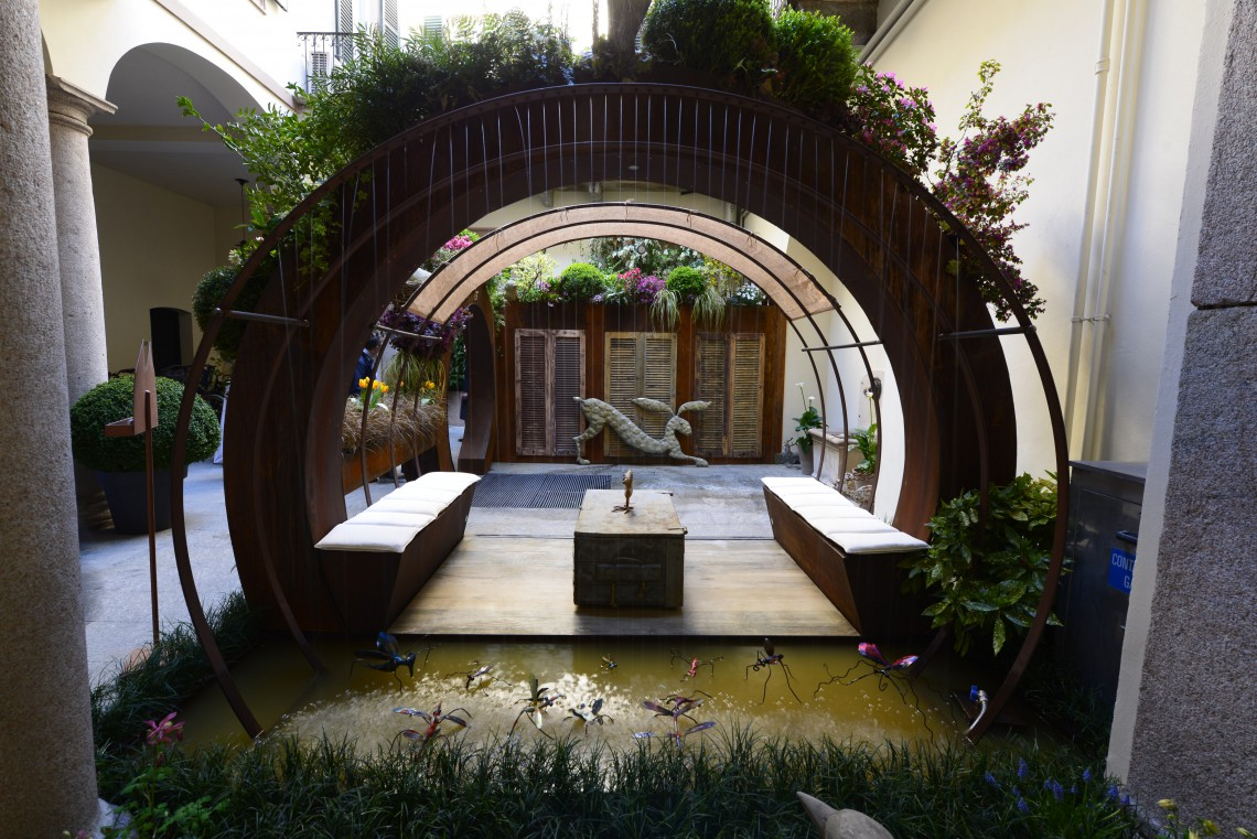 Design giardini awesome di giardini sul lago di garda for Design giardini