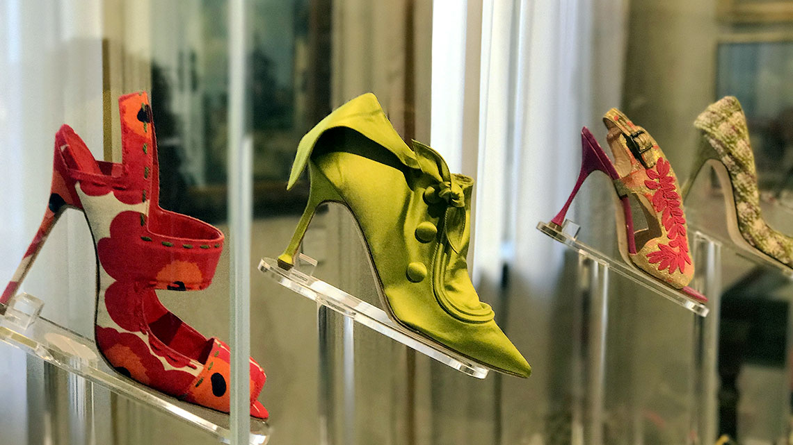 Manolo Blahnik Art Of Shoes