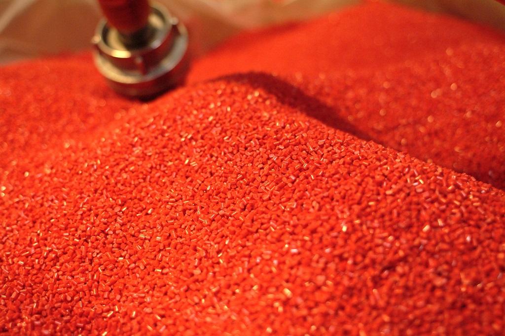 materiale usato per mattoncini lego