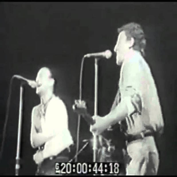 u2 & springsteen stand by me