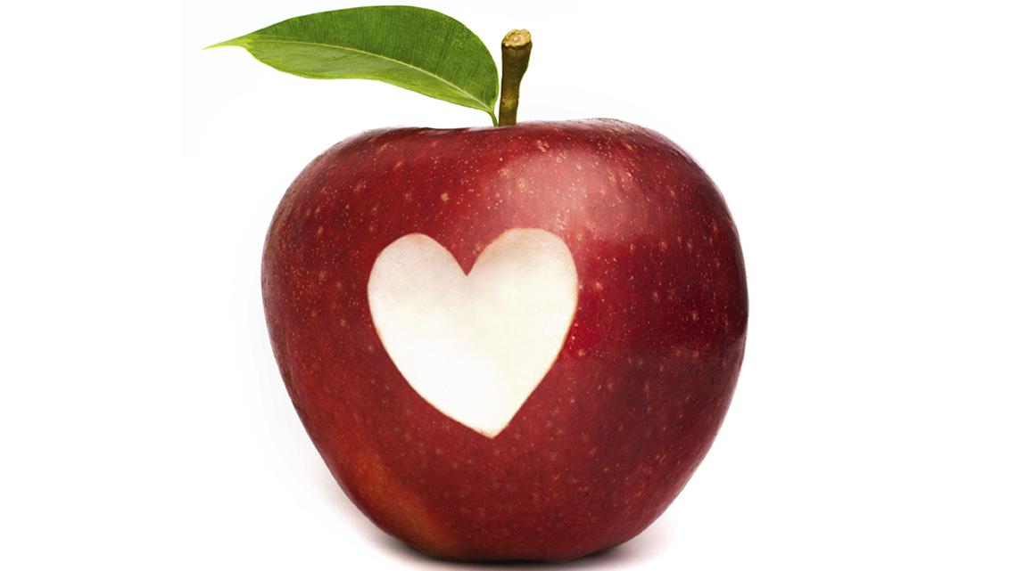 La borsa in pelle ecologica si fa con gli scarti delle - Immagini stampabili di mele ...