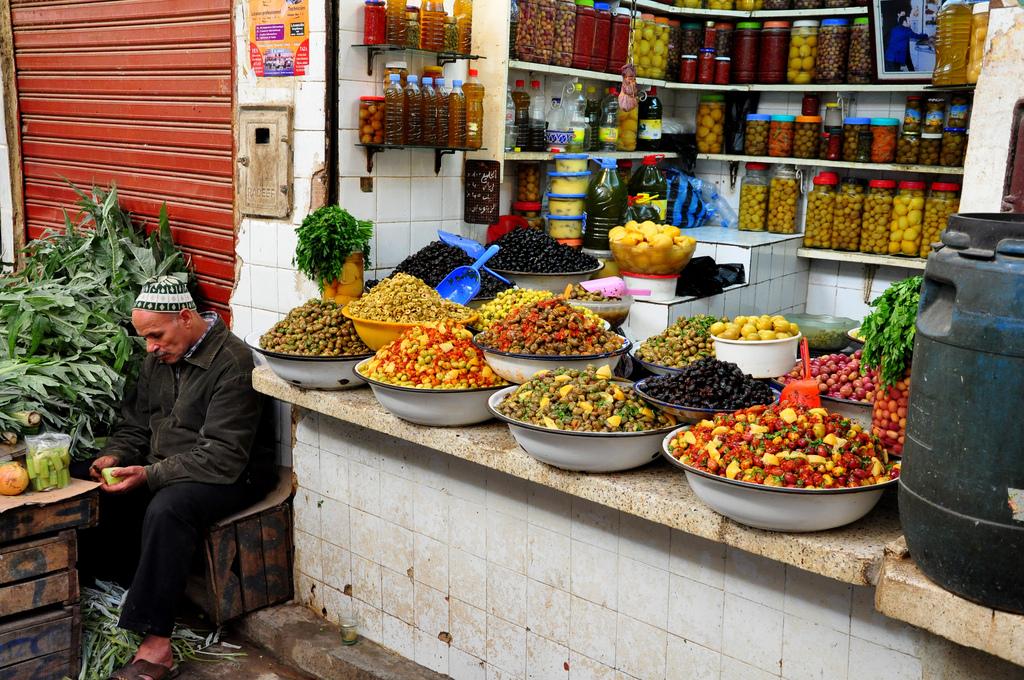 Cucina marocchina piatti tipici marocchini per un for Cucina romana piatti tipici