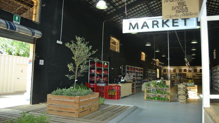 A milano anche il mercato metropolitano lifegate for Mercato domenica milano