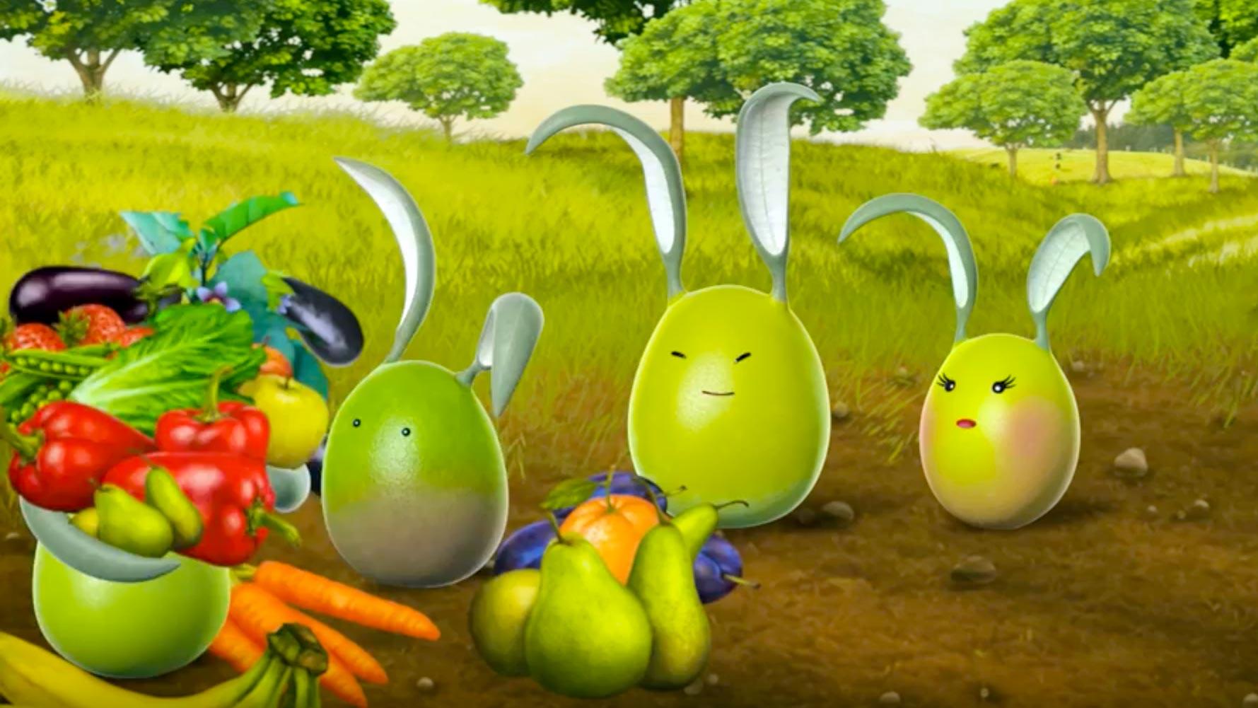 I benefici dell olio di oliva diventano un cartone animato