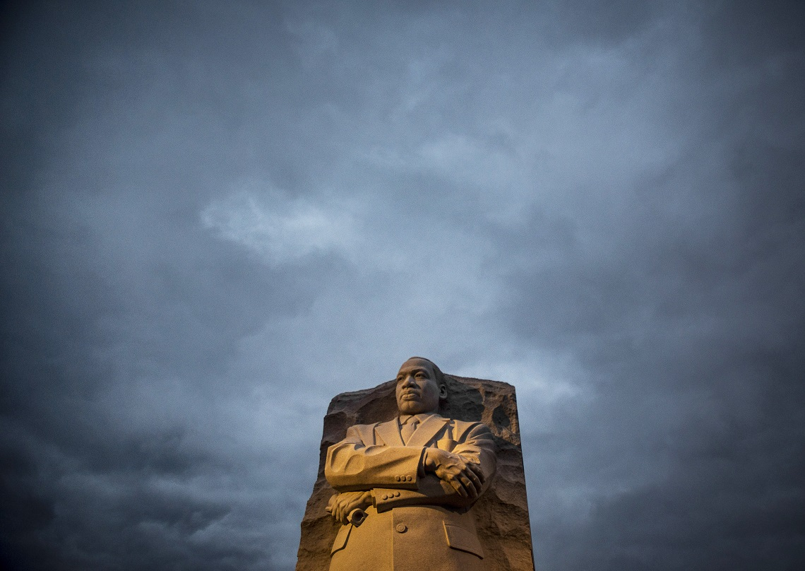 Monumento in memoria di Martin Luther King
