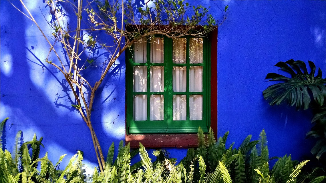 Museo Frida Kahlo, Messico by Kyle Magnusson/Flickr