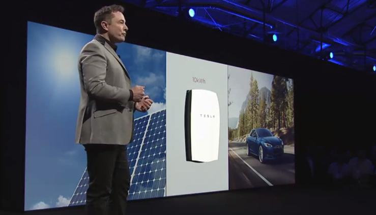 Tesla presenta la nuova batteria per la casa per vivere - Batteria per casa ...