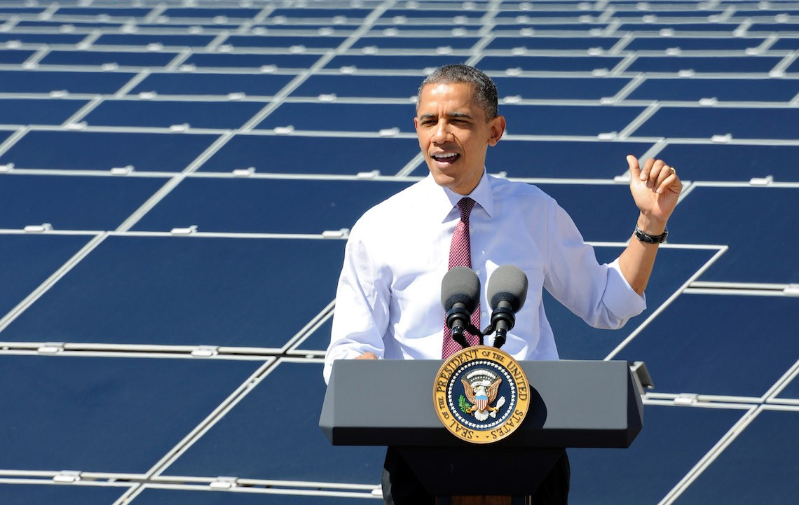 obama fotovoltaico