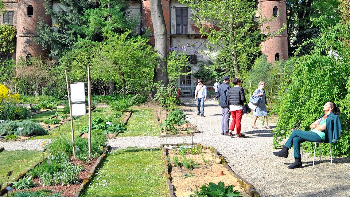 Vegolosi presenta da cosa nasce cosa all 39 orto botanico di for Giardino botanico milano