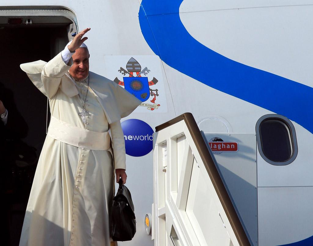 Francesco Dell Uomo Matrimonio : Per papa francesco i cambiamenti climatici sono colpa dell