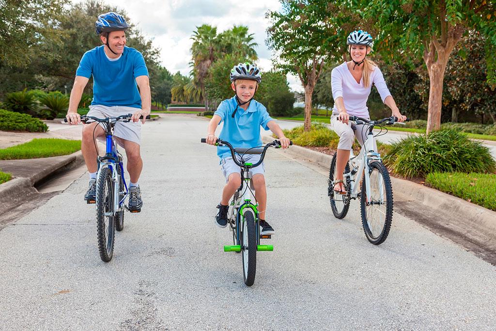 Toyota e l universit di verona insieme per la mobilit for Bicicletta per tre persone