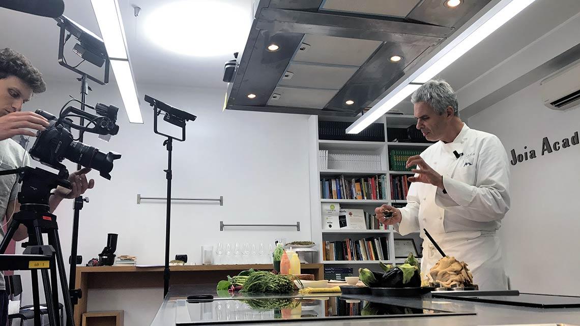 Pietro leemann la nostra l energia che cambier il - Pietro leemann corsi di cucina ...