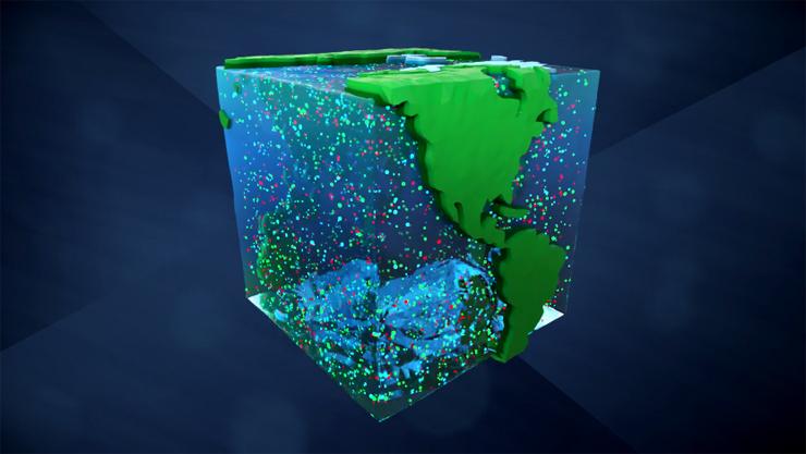 It's a plastic world, il video su quanta plastica finisce