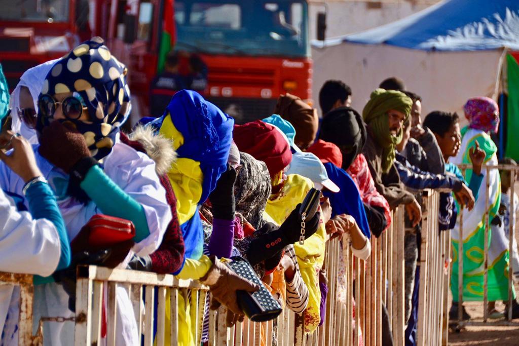 Sahara Marathon, Algeria, Saharawi