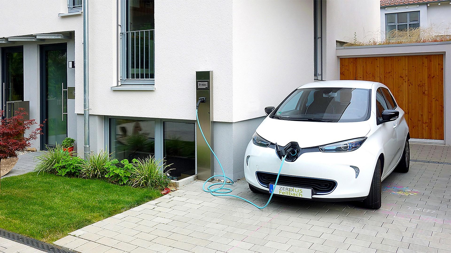 Auto elettriche ogni casa nuova o ristrutturata avr un - Serranda elettrica casa ...