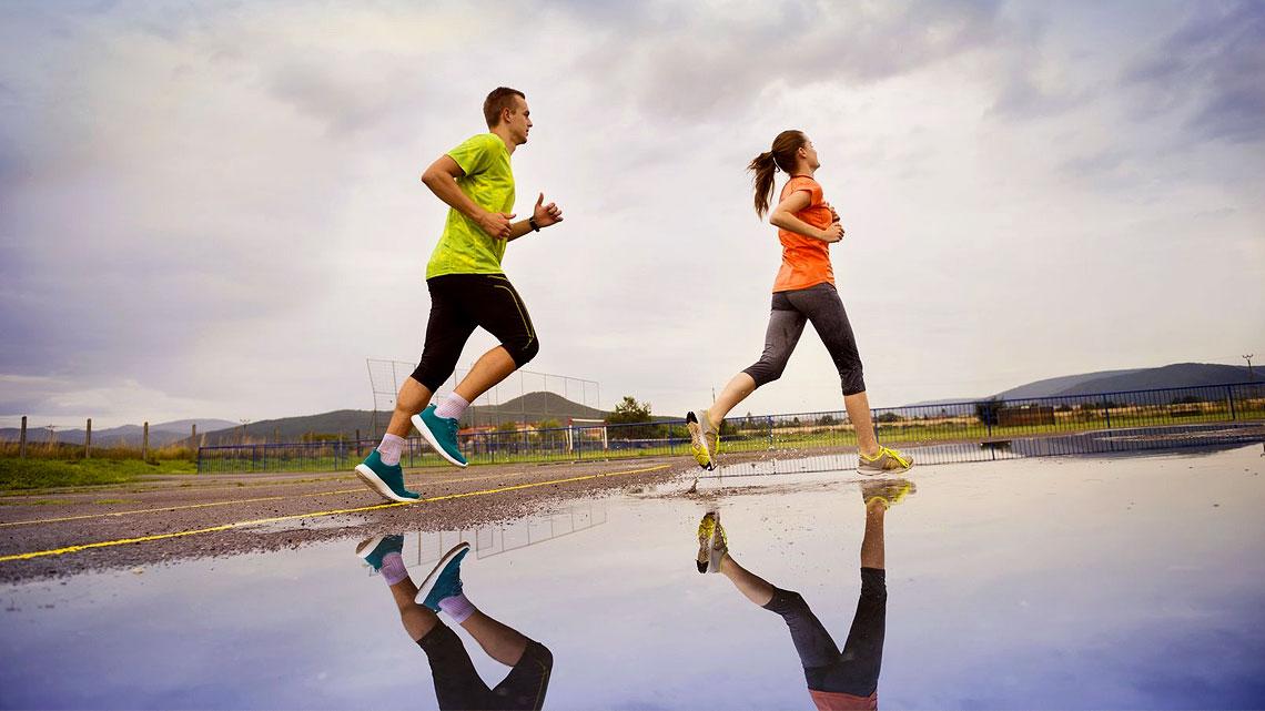 la corsa fa bene alla perdita di peso