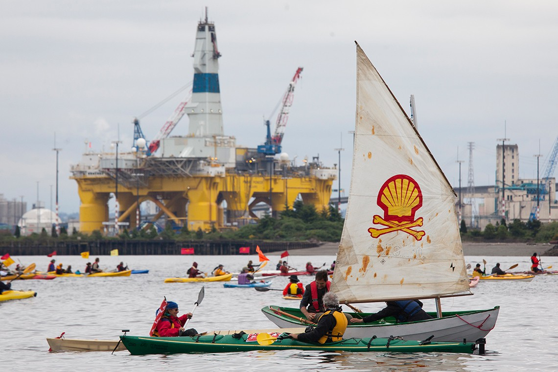 shell-seattle-greenpeace