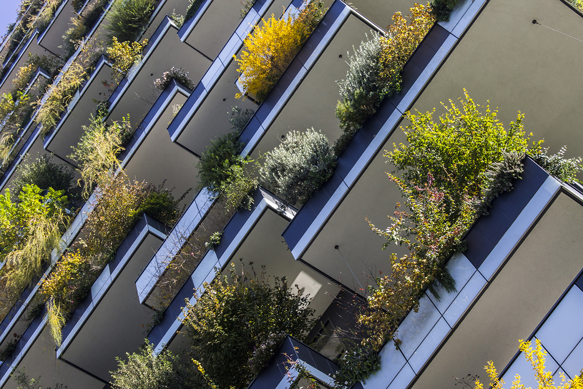 Bosco verticale di milano di stefano boeri: il più bello del mondo