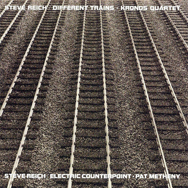 Steve Reich Different Trains