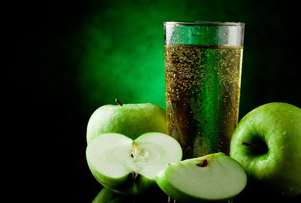 succo-mela-verde