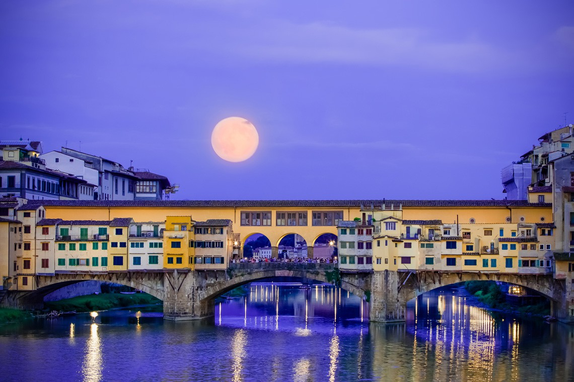 super luna Firenze