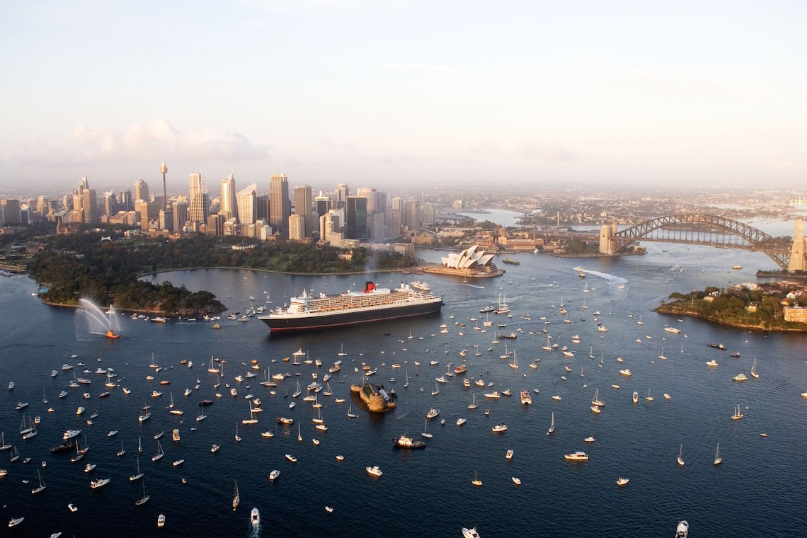Sydney Harbour, Australia © Ian Waldie/Getty Images