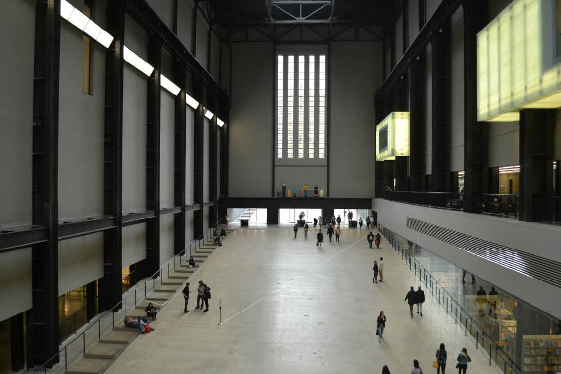 La nuova ala della tate modern a londra for Tate gallery di londra