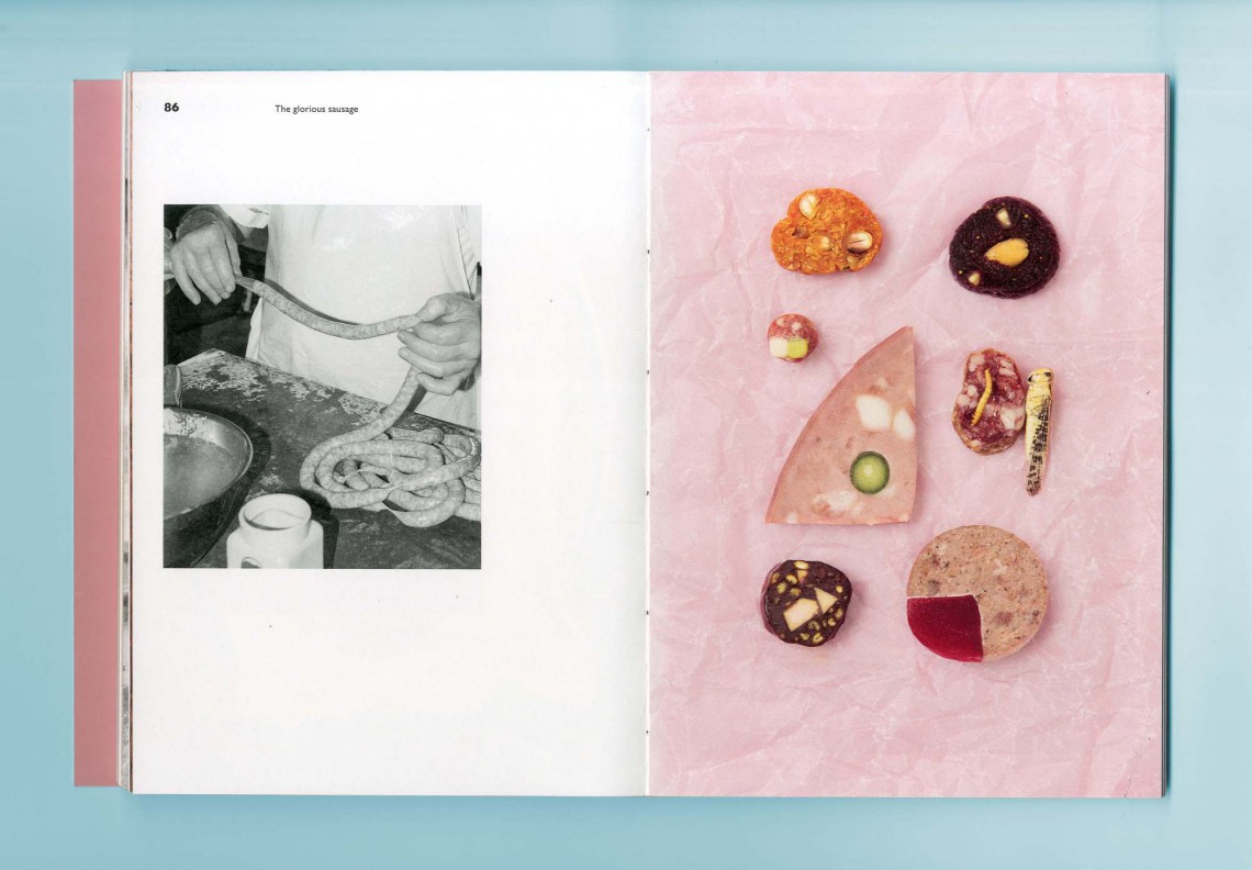 the future sausage_book_Carolien Niebling