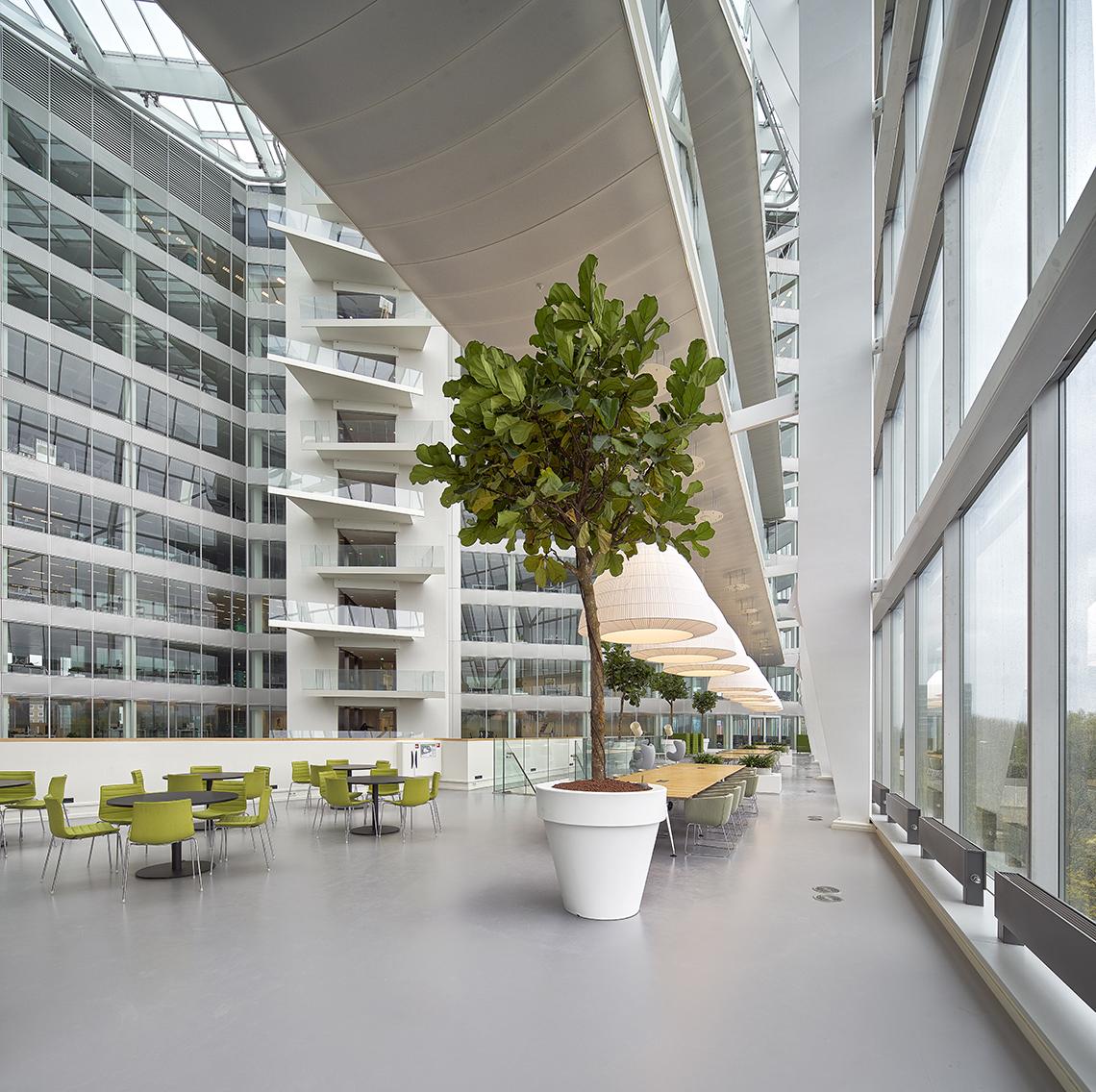 The edge amsterdam l 39 ufficio pi sostenibile al mondo for Mondo office