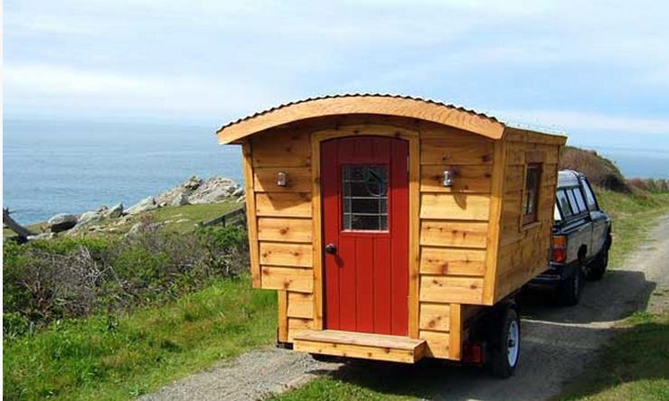 Perch sarebbe bello vivere in una tiny house lifegate for Aprire i piani casa artigiano concetto