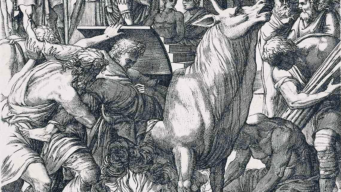 Cera un grande via vai. Sei nella terra fredda, sei nella terra nera (Carducci) Portatemi un cavallo, un mulo, un asino (Manzoni).