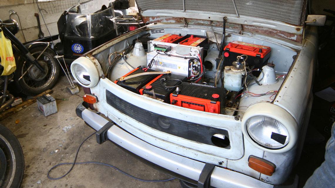 Perch il decreto sul retrofit potrebbe rilanciare l 39 auto for Motori elettrici per macchine da cucire