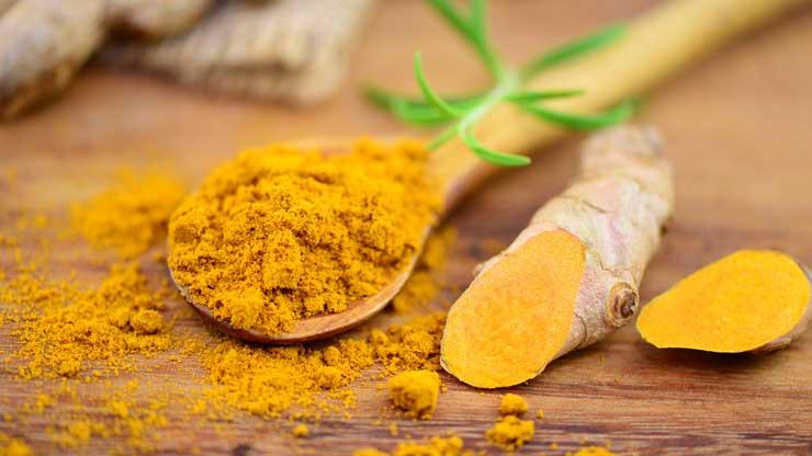 Uso della curcuma in cucina ricette
