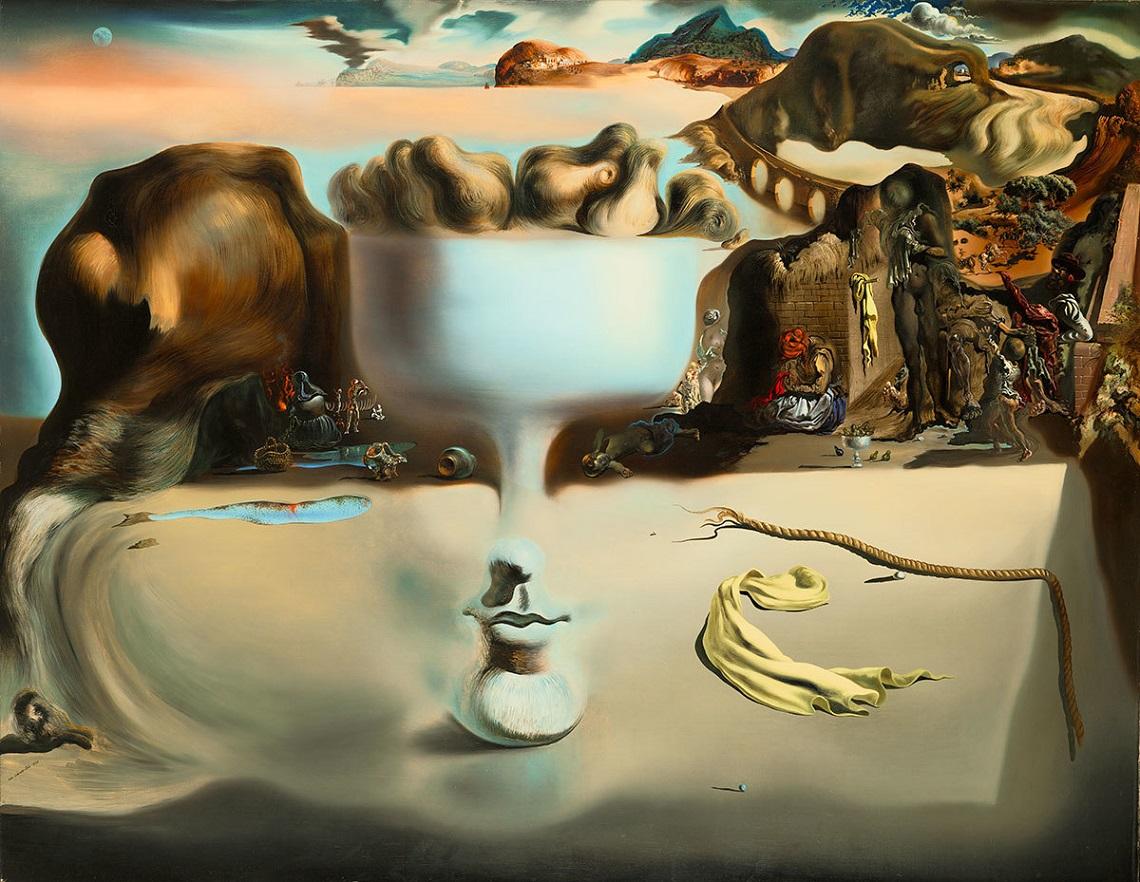 Dalí e duchamp la strana coppia in mostra alla royal academy di londra