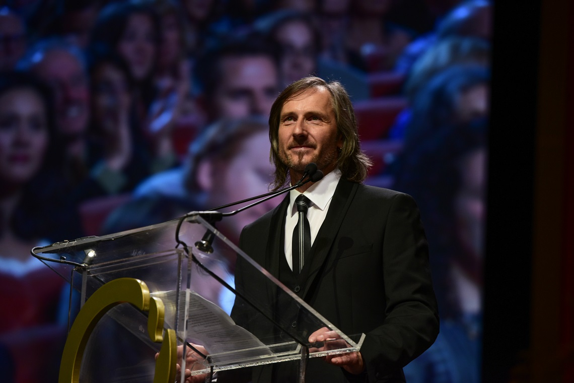 Uros Macerl, Goldman environmental prize