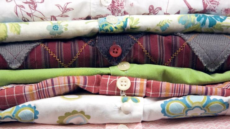 Molto Riciclare abiti usati, una tendenza che aiuta il pianeta. E il  NZ08