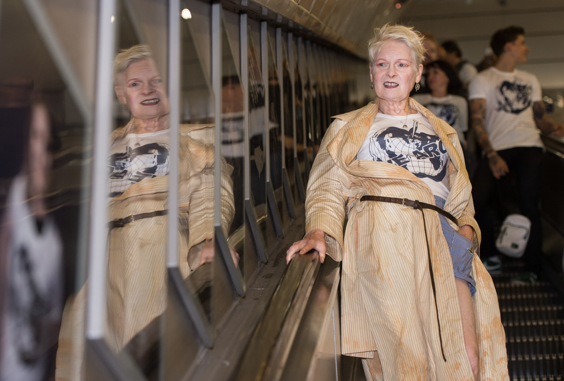 vivienne westwood save the arctic