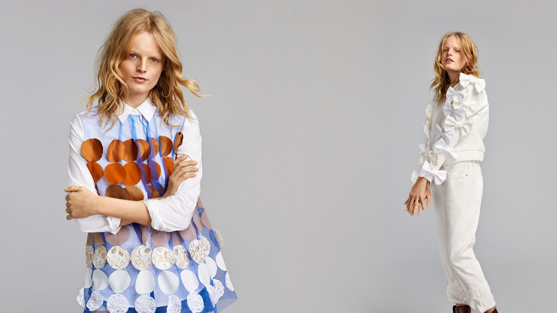 33749a1720c Viktor&Rolf crea una collezione fatta con gli abiti invenduti di  Zalando