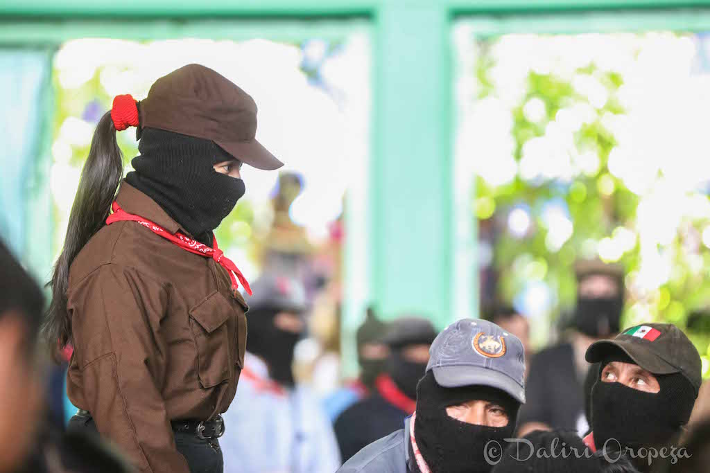 zapatista women ezln national indigenous congress elections